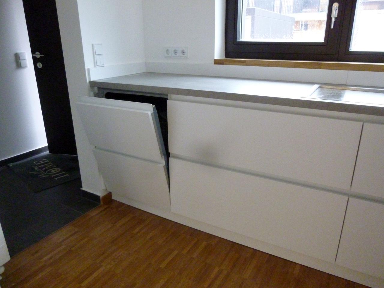 keine griffe an den k chenschrank t ren geht das. Black Bedroom Furniture Sets. Home Design Ideas